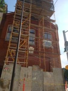 200 Penn Street Facade