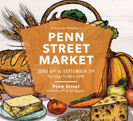 Penn Street Market - Reading PA